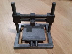 Toy Printer (RepRap model)
