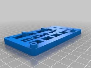 Soporte para la electrónica de impresora Prusa i3 Single Frame con LCD