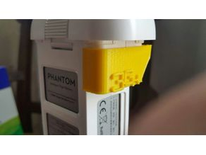 Battery Contact Protector Phantom 3