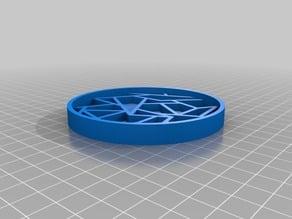 Deus Ex Drink Coaster.