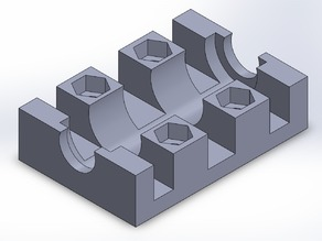 LM8LUU Bearing Blocks