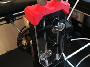 Filament Support Bracket for Raise 3d N2 series Printer