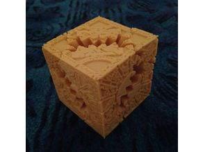 Hellraiser Cube Gears