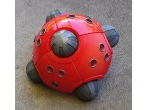 Alita's Motorball
