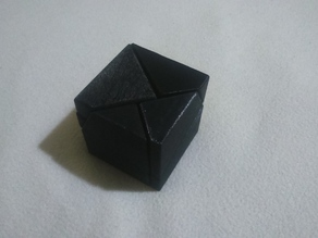 Ghost cube 2x2 extensions