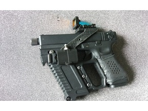 airsoft rmr support V2.0