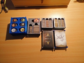 A game of thrones token storage (second edition)