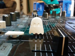 Ghostly  DUAL PURPOSE (rotating & sliding control knobs) fader and eq control topper