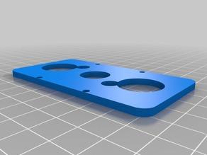 Modified Camera cover for Octoprinti