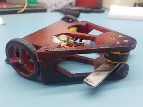 Antweight Combat Spinner Bot - Shrapnel Mk1
