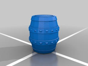 Dungeons & Dragons Barrel