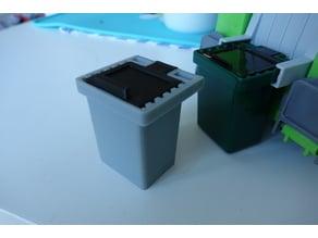 Multigo garbage bin