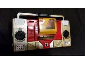 Transformers G1 Blaster Handle