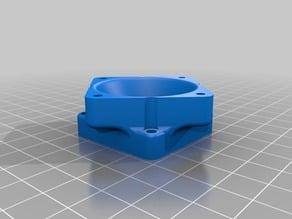 40mm Fan Mount for Cooling Printrbot Simple Filament Entrance