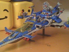Stand for Lego 70816 (Benny's Spaceship)