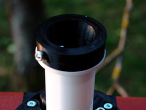 Eyepiece adapter for Printonian focuser