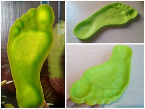 Form Fitting Insole