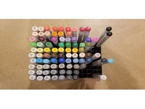 Marker Manager 120 - For Copic Sketch Markers
