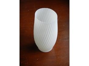 Twisted Vase, Parametric
