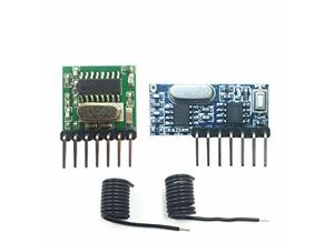 Mounts for 433mhz rf module receiver and transmitter