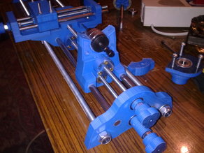 Mini Lathe Base/Without Motor Part - still in progress/