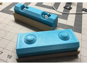 All Plastic Sanding Block