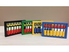 Abacus, Soroban, そろばん, Suan Pan, 算盘, Chinese, Japanese