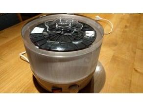 Filament Dehydrator / Dryer Tray Extension