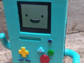 BMO Ipod nano speakers