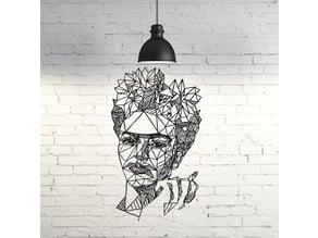 Frida Kahlo 2D