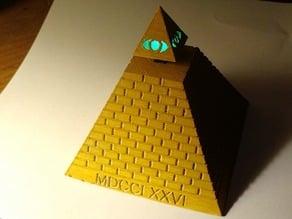 Illuminati Eye Pyramid