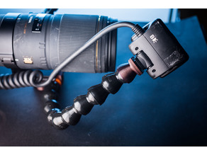 Twin flash arm system for Canon MT-24EX