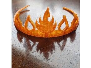 Fire Crown / Tiara