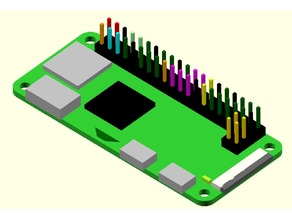 Raspberry Pi Zero model