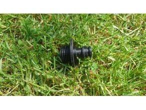 Lay-Z-spa garden hose adapter