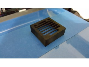 Anet A8 Extruder Fan Cover
