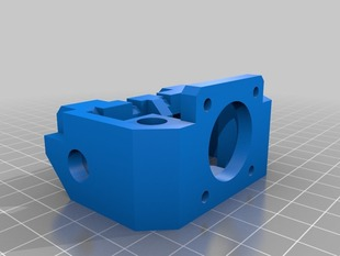 Linear bushing for Solidoodle(DUAL TYPE Ver0.1)