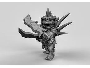 Goblin leader