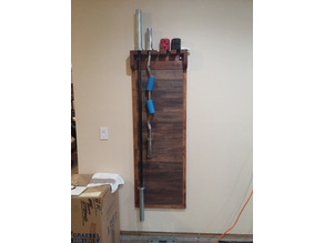 Olympic Weightlifting Barbell Hanging Rack