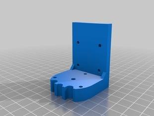 Huxley upgrades - G3D Buda-style HotEnd mount