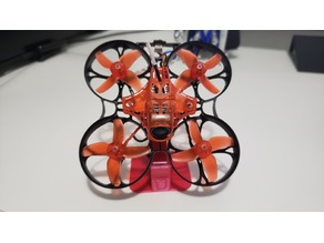 Drone holder for Eachine Trashcan - table stand