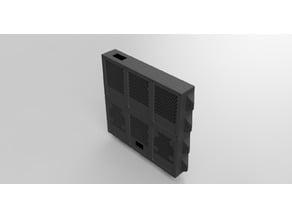 Hypercube Evolution Electronics Housing ( HUGE )