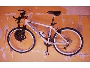 Bike Bicycle Wall Holder