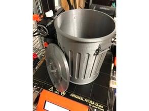 Trashcan (No Support Split)