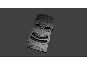 tribal Mask wall design