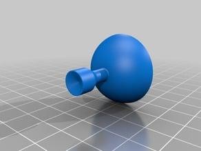 EACHINE 013 Quad Remote Control stick knob replacement 3d model