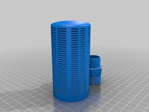 3/4 inch pipe thread air filter