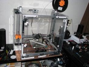 k8200 enclosure parts