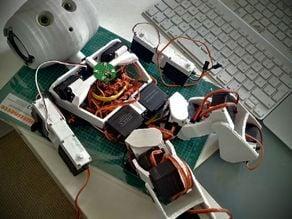 Rb-0t - humanoid robot