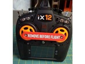 Remove Before Flight - Gimbal Protector(Spektrum)